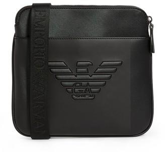 Emporio Armani Small Eagle Logo Cross-Body Bag