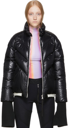 Moncler Genius 2 1952 Black Down Yalou Jacket