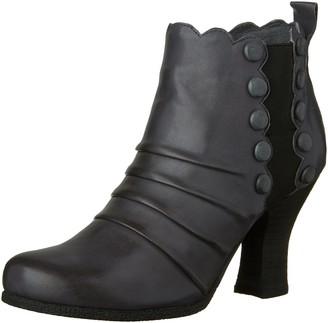 Miz Mooz Women's Kasha Boot with Button Detail