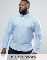 Lambretta Plus Smart Check Slim Fit Shirt