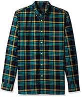 Barney Cools Men's Long Sleeve Plaid Shirt