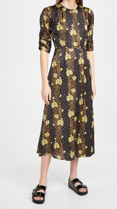 Scotch & Soda Midi Floral Dress