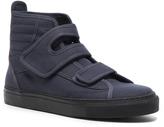 Raf Simons High Top Velcro Sneakers