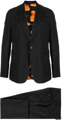 Paul Smith Contrast-Stitch Two-Piece Suit