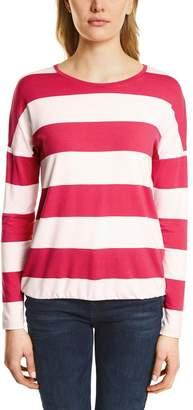 Street One Women's 311754 Longsleeve T-Shirt