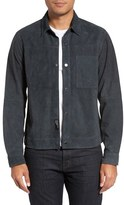 Men's Bespoken 'Skillman' Suede Shirt Jacket