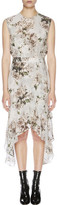 Lover Rosemary Silk Midi Dress