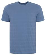 George Textured Stripe T-Shirt