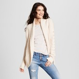 Mossimo Women's Chunky Cocoon Cardigan