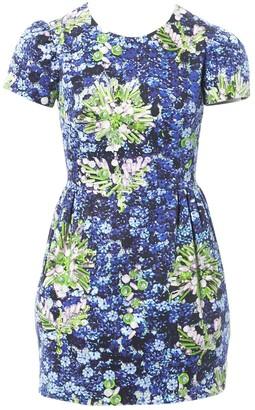 Mary Katrantzou Blue Cotton Dresses