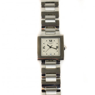 Chaumet Silver Steel Watches
