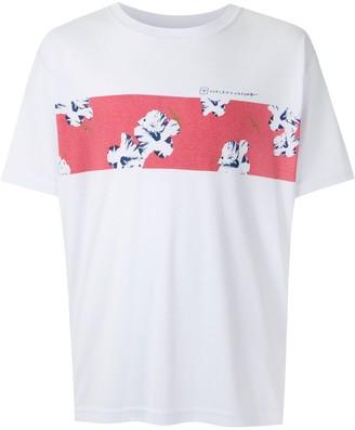 OSKLEN Big Hibisco print T-shirt