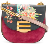 Etro small Alba printed cross body bag