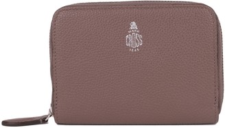 Mark Cross Grace Brown Wallet S