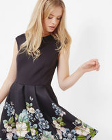 Ted Baker Gem Gardens skater dress