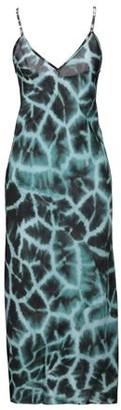 Roberto Cavalli 3/4 length dress