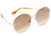 Givenchy Oversized Round Sunglasses