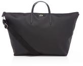 Lacoste Women's Travel Shopping Bag Black