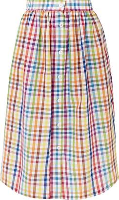MDS Stripes 3/4 length skirts
