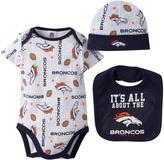 Gerber Denver Broncos Bodysuit Set - Infant