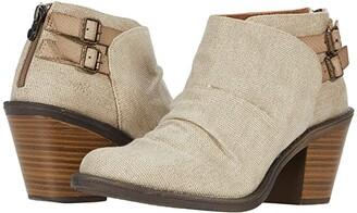 Blowfish Leben (Light Taupe Rancher/Birch Amazon Rawhide) Women's Shoes