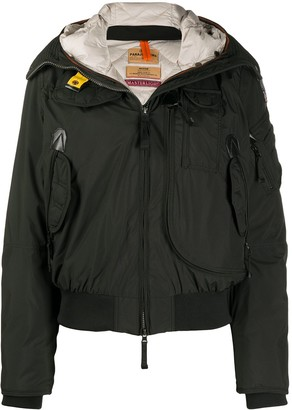 Parajumpers Long-Sleeved Flight Jacket