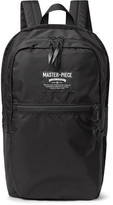 MASTERPIECE Pop 'n' Pack Water-resistant Nylon-ripstop Backpack