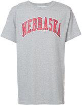 Off-White nebraska T-shirt - men - Cotton - S