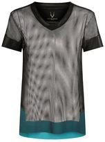 Lucas Hugh Astro Mesh T-Shirt
