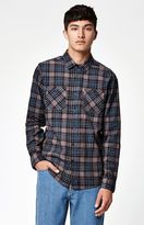 Volcom Kanter Plaid Flannel Long Sleeve Shirt