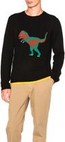 Coach 1941 T Rex Crew Neck Sweater