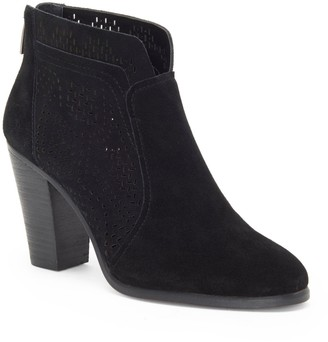 Frasitta Perforated Bootie