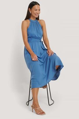 Trendyol Straped Midi Dress