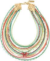 Rada' Radà multi beaded necklace