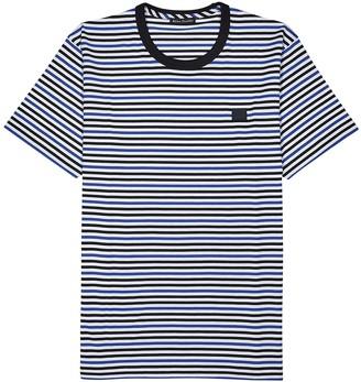 Acne Studios Nash striped cotton T-shirt