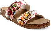 Madden-Girl Brando Footbed Sandals