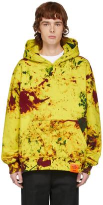 S.R. STUDIO. LA. CA. Yellow SOTO Hand-Dyed YPM Hoodie
