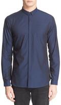 The Kooples Trim Fit Microdot Sport Shirt