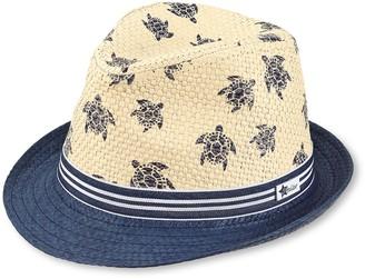 Sterntaler Baby Boys' Strohhut Hat
