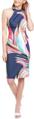 trina Trina Turk Trina By Trina Turk Emotion Midi Dress