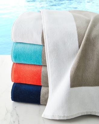 Peacock Alley Solomon Beach Towel