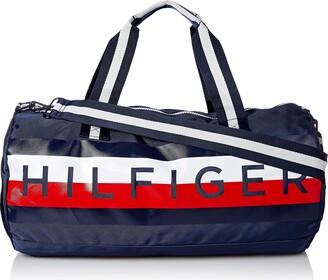 Tommy Hilfiger Men's Duffle Bag Tommy Patriot Colorblock