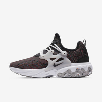 Nike Men's Shoe React Presto FlyKnit