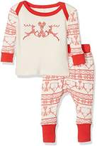 Rockin Baby Baby Donnin' Christmas Reindeer Pyjama Set