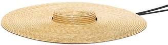 Jacquemus Le Chapeau large straw hat
