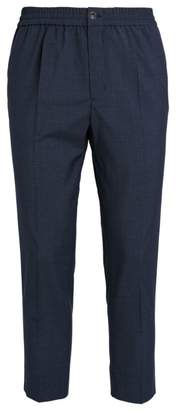 Ami Paris Drawstring Tailored Trousers