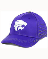 Top of the World Kansas State Wildcats Fade Stretch Cap