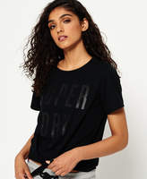 Superdry NY Sport Knot T-Shirt