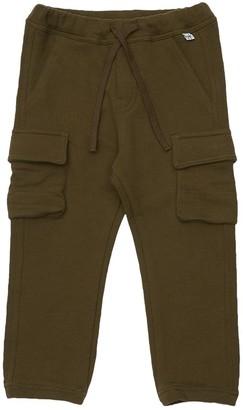 Il Gufo Cotton Cargo Sweatpants