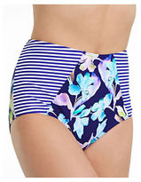 Figleaves Edie Floral High Waisted Brief